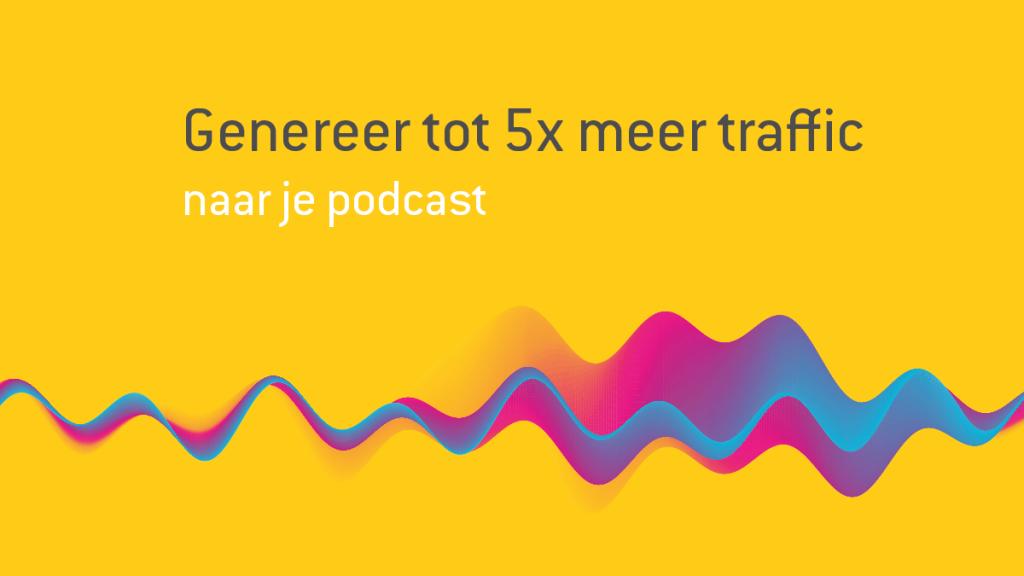 een audiogram voor je podcast