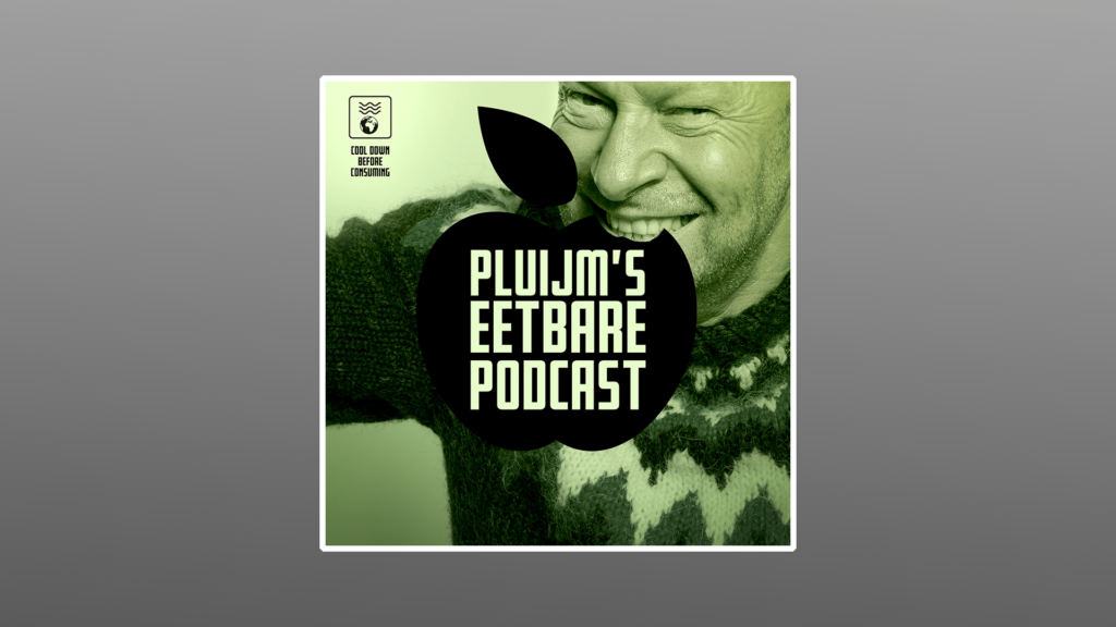 Pluijms Eetbare Podcast | podcast hosting