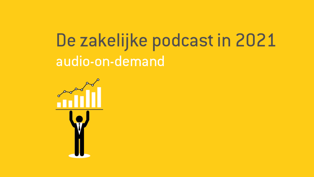 De zakelijke podcast in 2021 | audio-on-demand